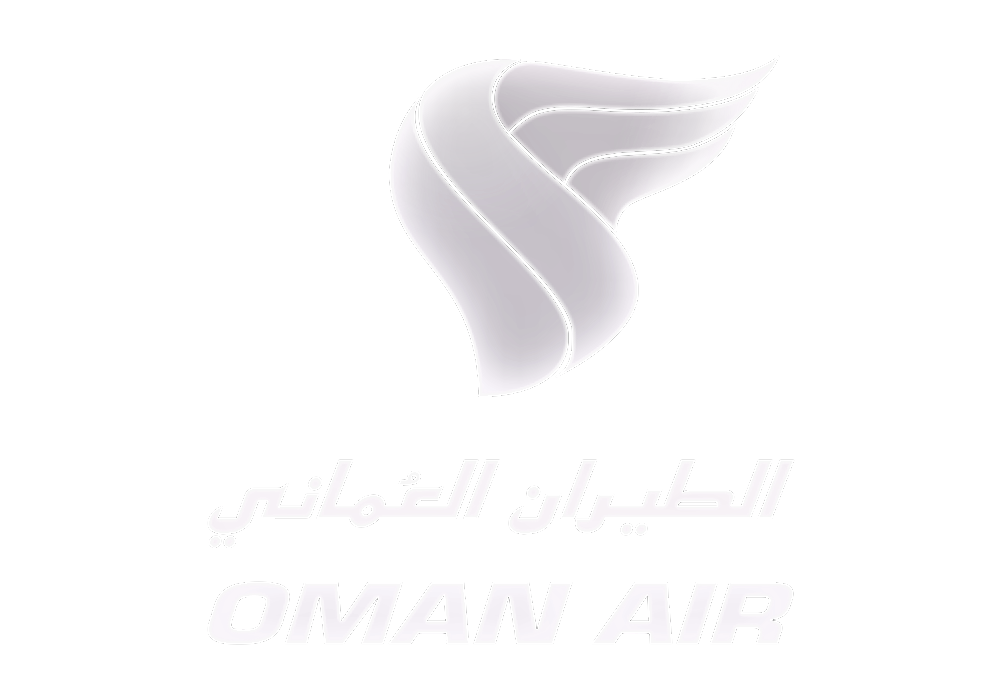 Oman Air white