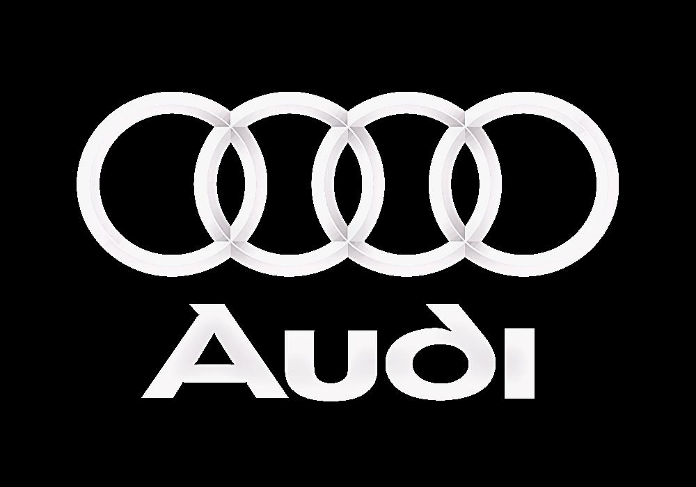 Audi white
