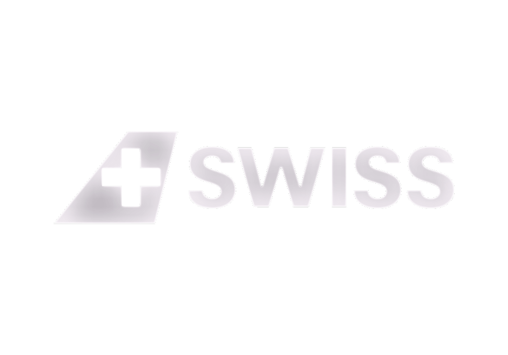 Swiss Air white